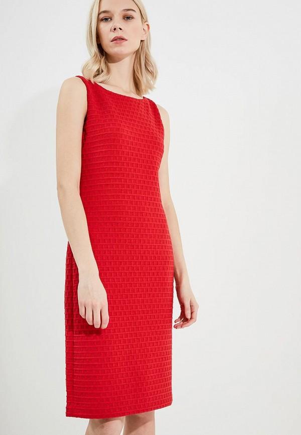 Купить Платье Emporio Armani, EM598EWZWD19, красный, Весна-лето 2018