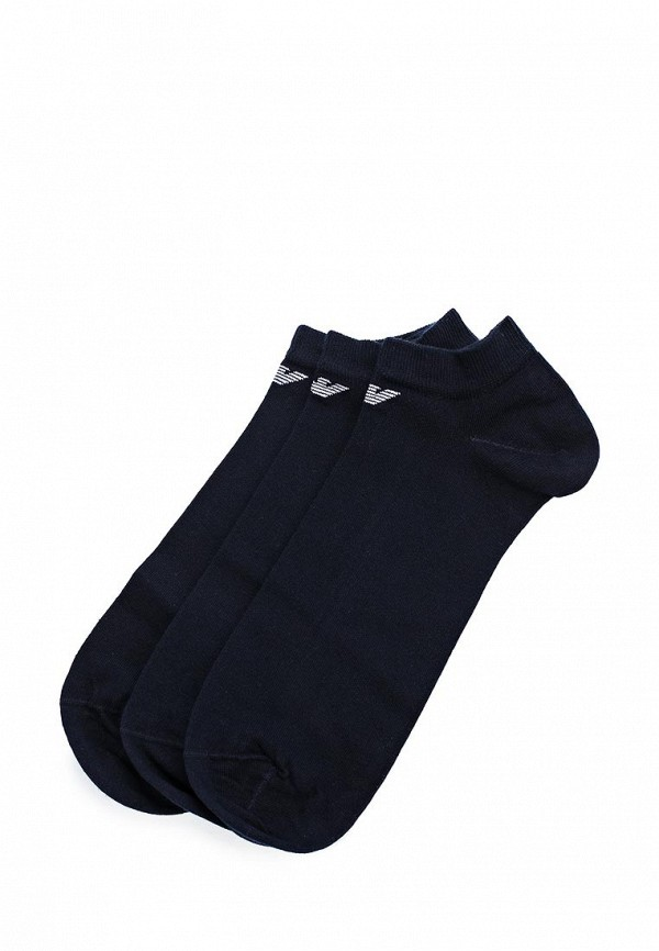 Комплект носков 3 пары Emporio Armani Emporio Armani EM598FMWKO07 emporio armani свитер