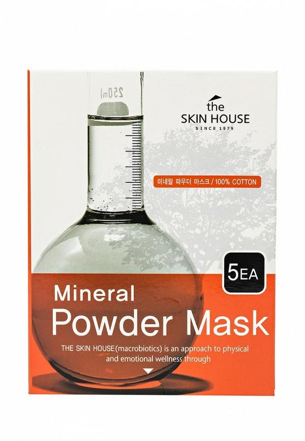 Набор The Skin House тканевых масок для проблемной кожи, 5 шт по 20 гр