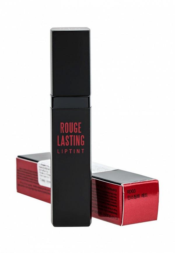 Тинт Enprani Устойчивый для губ Rouge Lasting, оттенок 03 Яркий алый, 4,5 гр