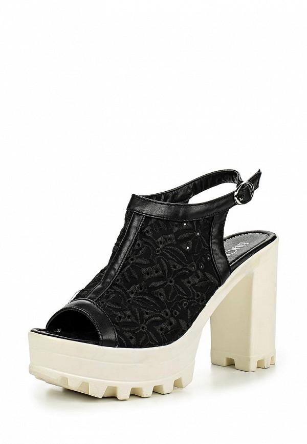 Босоножки на каблуке Enjoin' 74300526