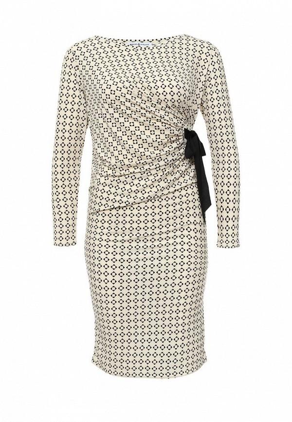 Платье-миди Envie de Fraise SCARLETT