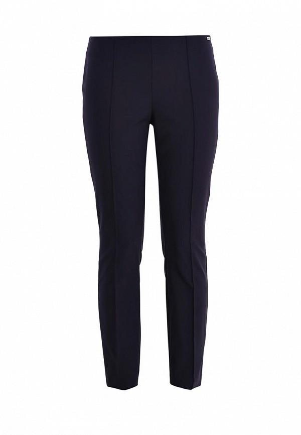 Фото - женские брюки Escada Sport синего цвета