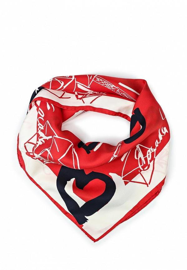 Фото - женский платок Escada Sport красного цвета