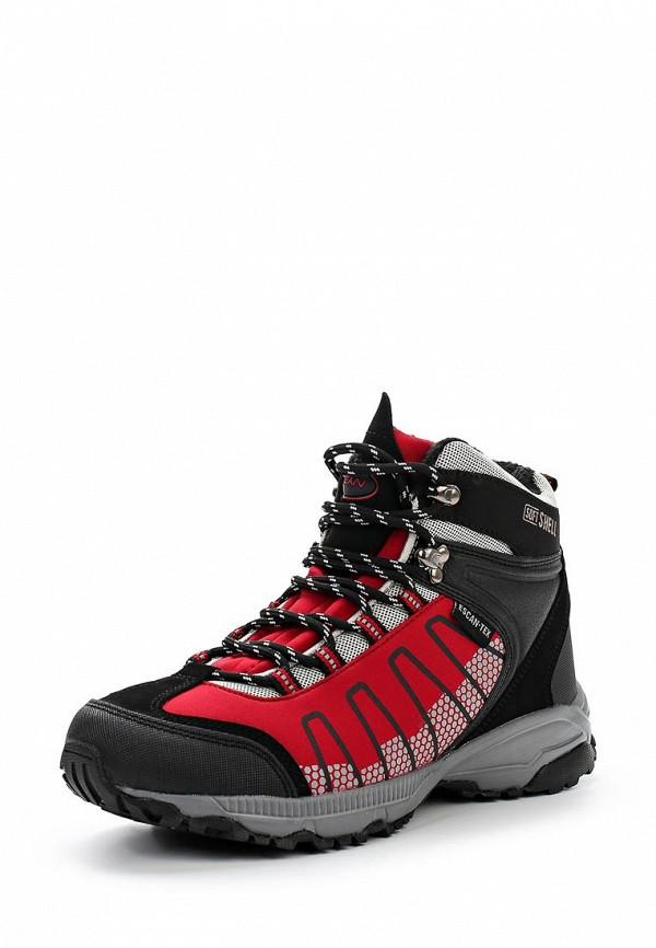Ботинки трекинговые Escan Escan ES021AWWBL40 ботинки escan ботинки