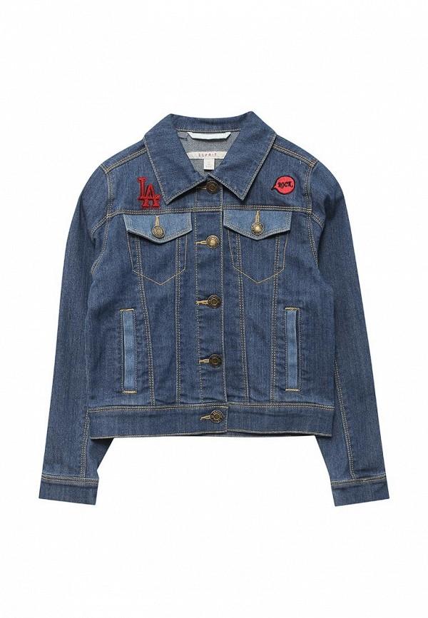 Фото Куртка джинсовая Esprit. Купить с доставкой