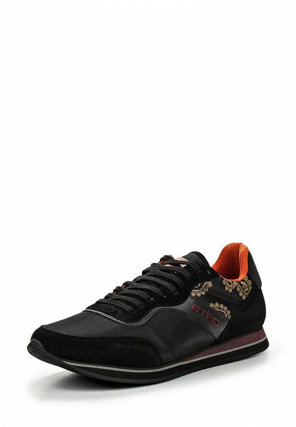 Мужские кроссовки Etro S12041 2489