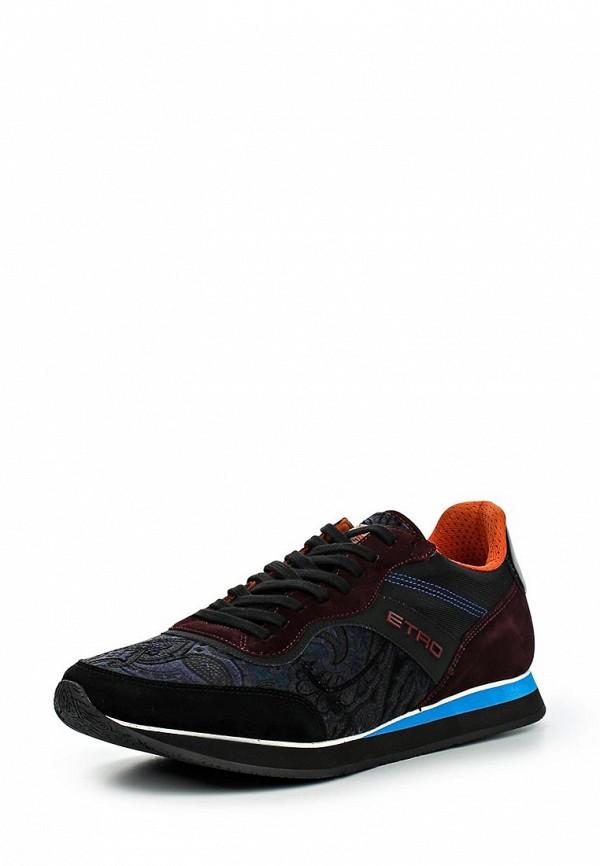 Мужские кроссовки Etro S12041 2497