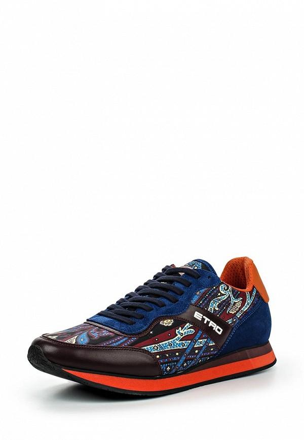 Мужские кроссовки Etro S12041 2494