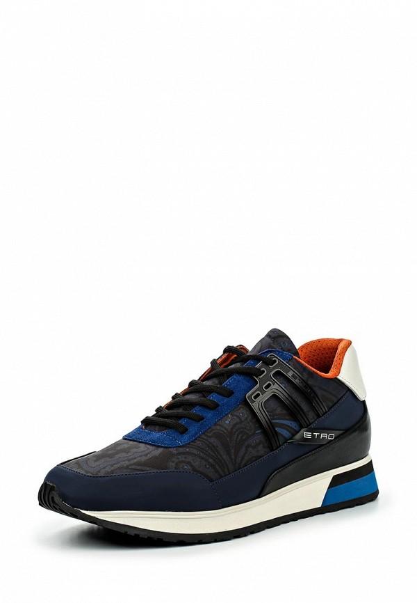 Мужские кроссовки Etro S12062 2503