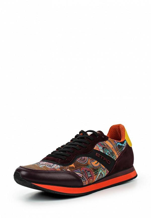Мужские кроссовки Etro S12041 2492