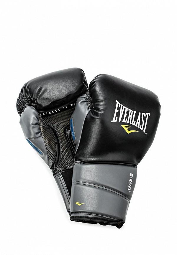 Перчатки боксерские Everlast Protex2 GEL 12oz