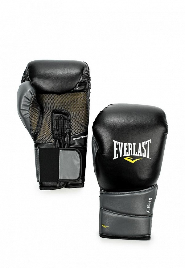 Перчатки боксерские Everlast Protex2 GEL PU 14oz
