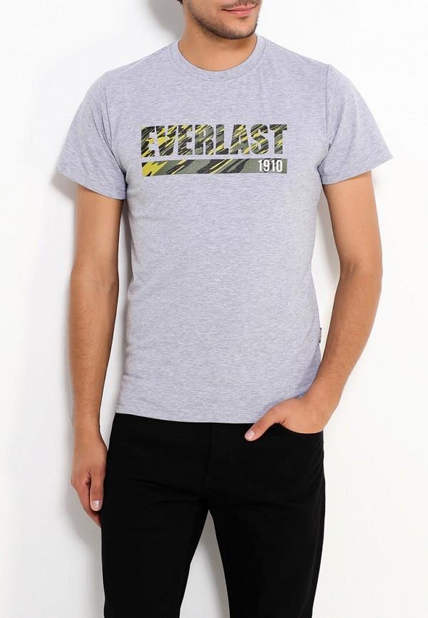 Футболка Everlast Everlast EV001EMUZD60 свитшот everlast everlast ev001emuzd58