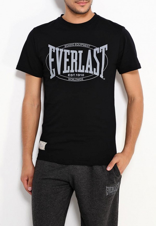 Футболка Everlast Everlast EV001EMUZD67 костюм спортивный everlast everlast ev001embgo06