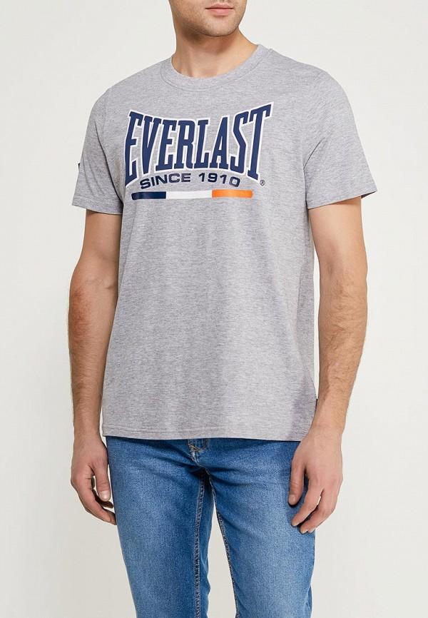 Футболка Everlast Everlast EV001EMZYR64 костюм спортивный everlast everlast ev001embgo06