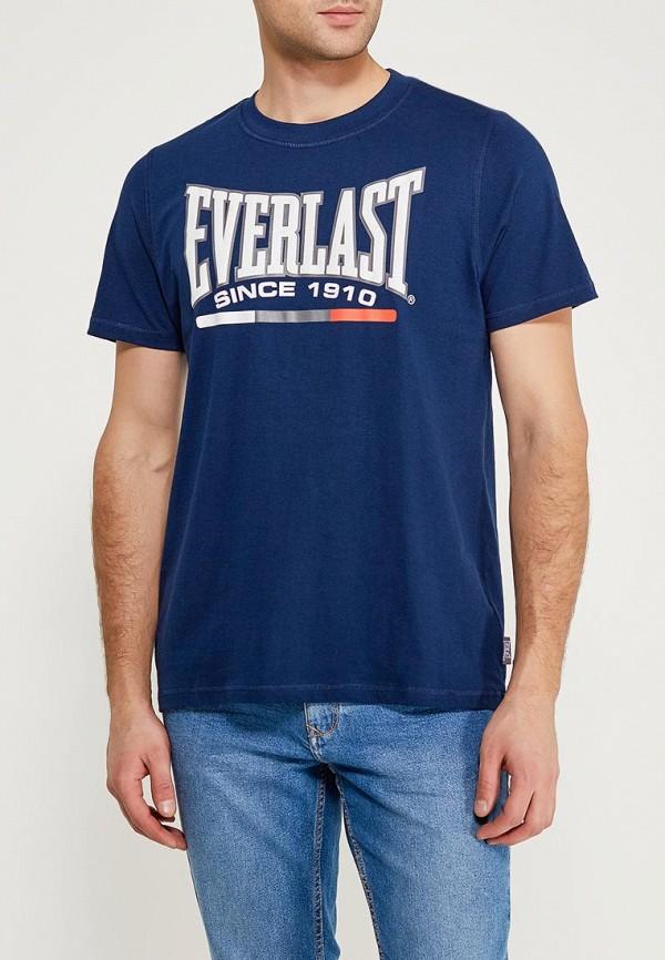Футболка Everlast Everlast EV001EMZYR65 свитшот everlast everlast ev001emuzd58