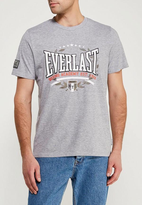 Футболка Everlast Everlast EV001EMZYR68 костюм спортивный everlast everlast ev001embgo06