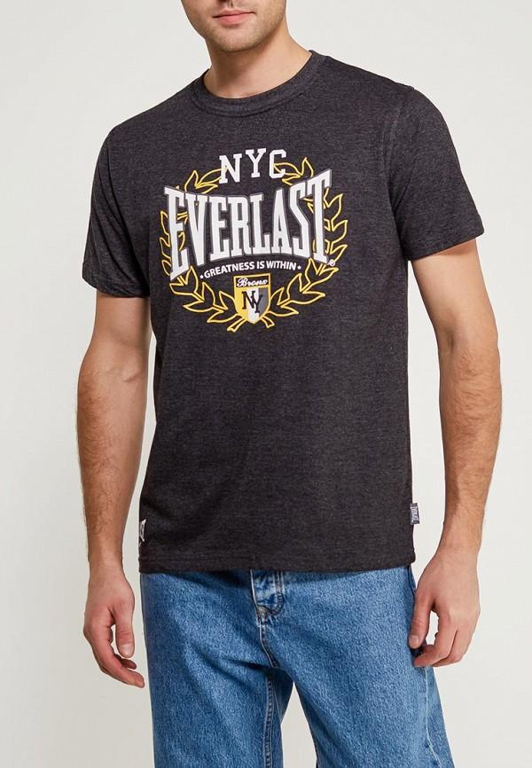 Футболка Everlast Everlast EV001EMZYR83 костюм спортивный everlast everlast ev001embgo06