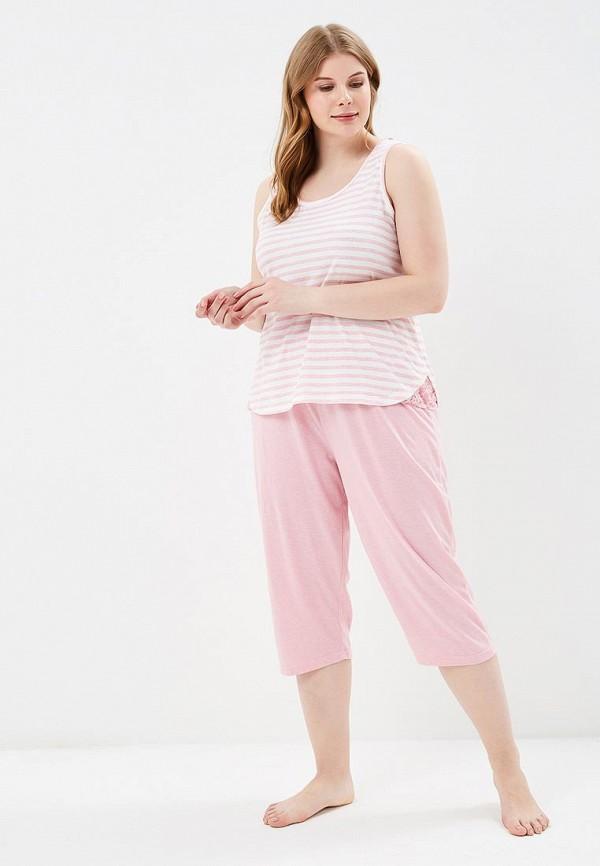 Пижама Evans Evans EV006EWAVUH3 пижама turen цвет розовый
