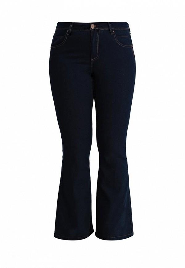 Широкие и расклешенные джинсы Evans 34R72TDNM