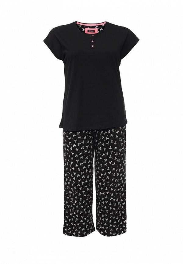 Женское белье и одежда для дома Evans 10C14VBLK