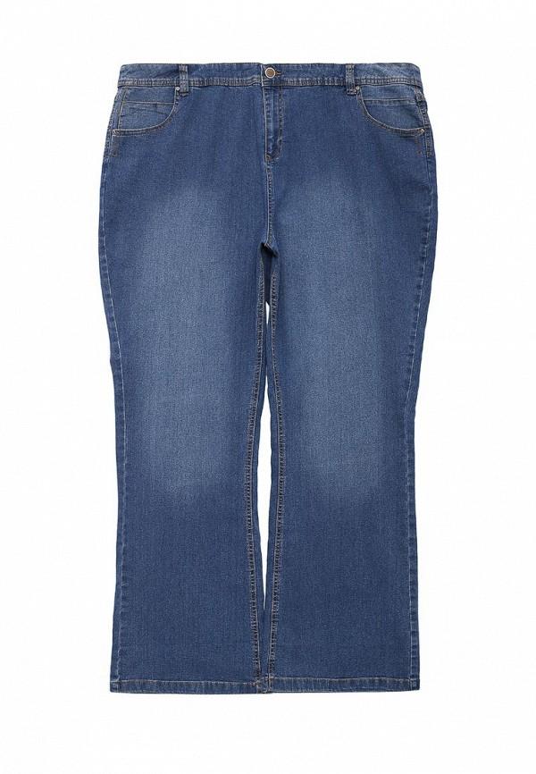 Широкие и расклешенные джинсы Evans 34R54ZDNM
