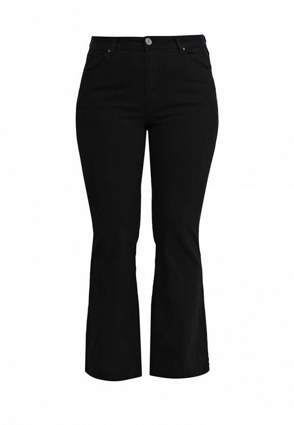 Широкие и расклешенные джинсы Evans 34R35ZBLK