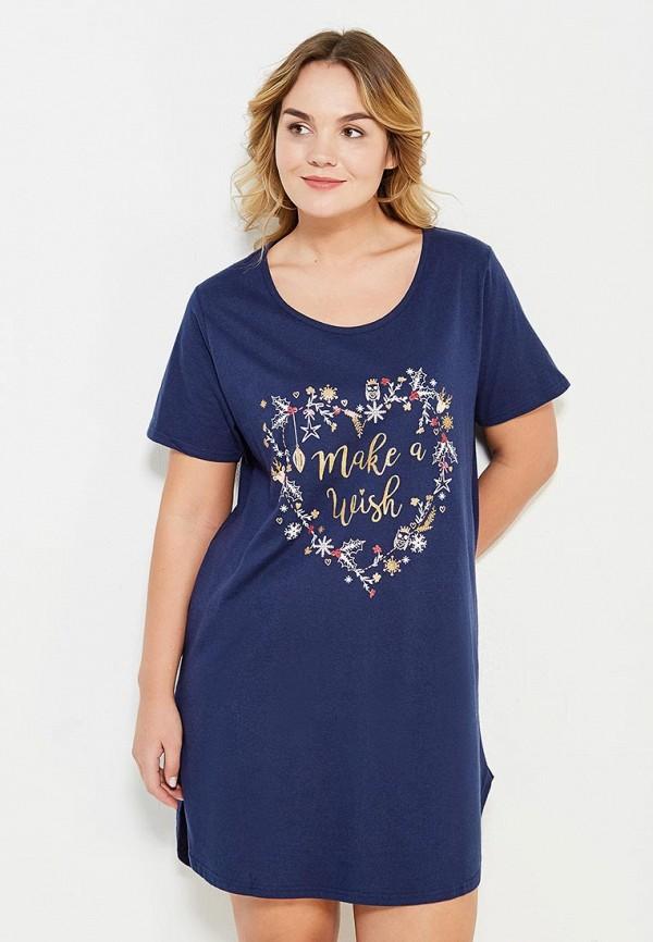 Сорочка ночная Evans Evans EV006EWZDM50 сорочка ночная для беременных и кормящих мамин дом mojito цвет мятный 24127 размер 50