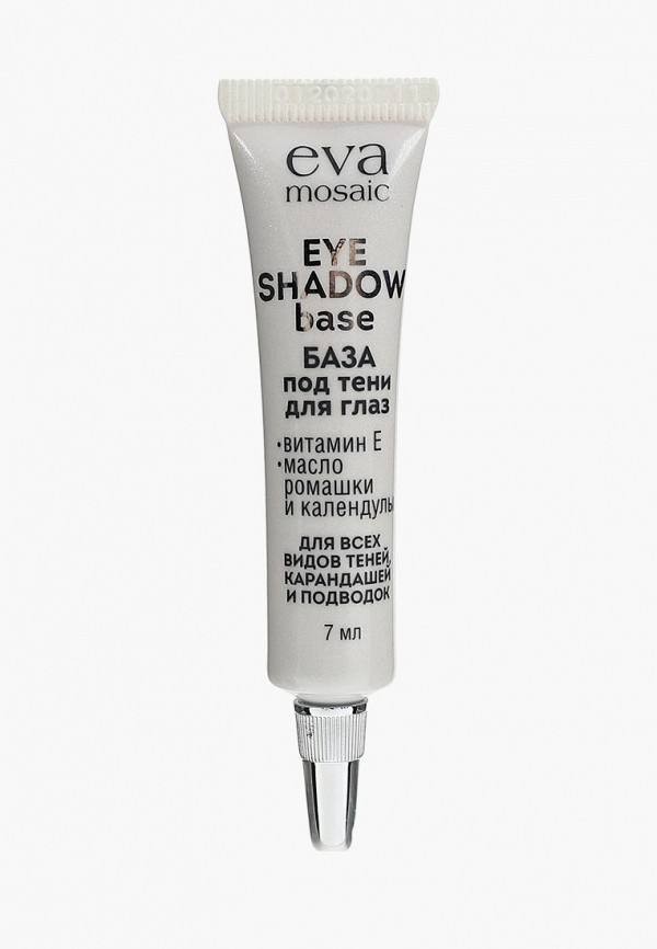 Купить Тени для век Eva Mosaic, Eye Shadow Base, 7 мл, EV011LWVIN40, белый, Весна-лето 2018
