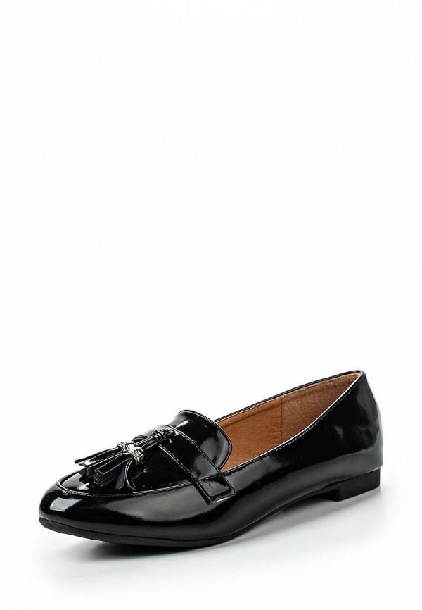 Туфли на плоской подошве Exquily M896