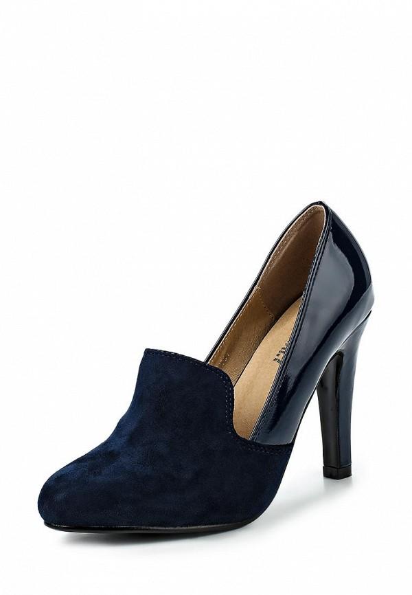Туфли на каблуке Exquily OM631