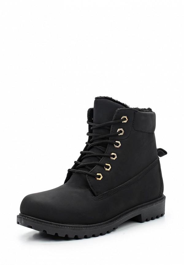 Купить Ботинки Exquily, EX003AWXVU49, черный, Осень-зима 2017/2018