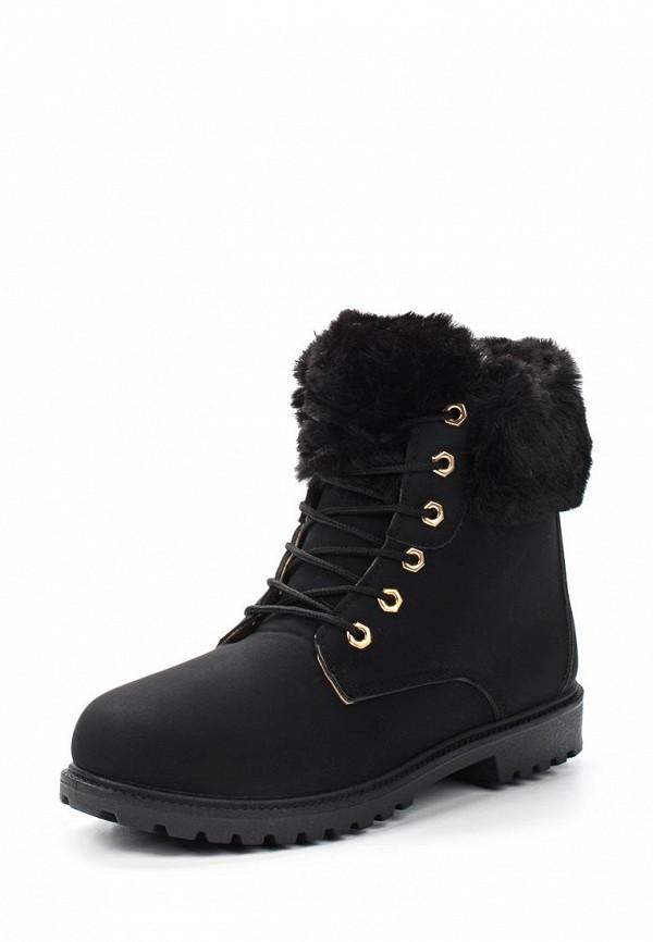 Купить Ботинки Exquily, EX003AWXVU52, черный, Осень-зима 2017/2018