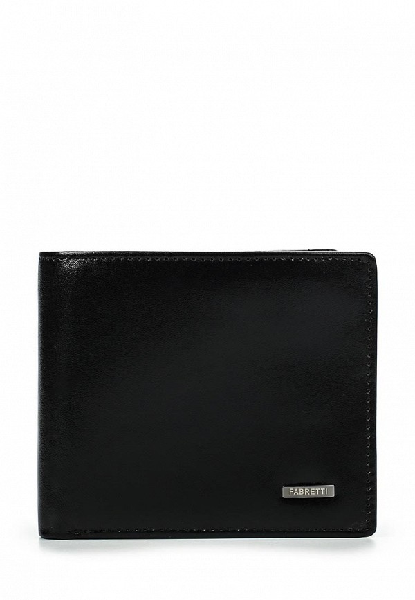 Кошелек Fabretti 35507-black