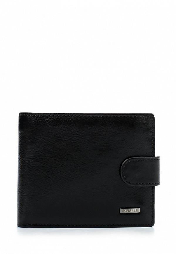 Кошелек Fabretti 36002/1-black
