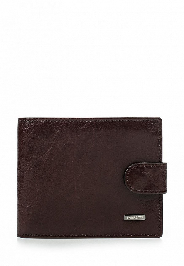 Кошелек Fabretti 36002/1-brown