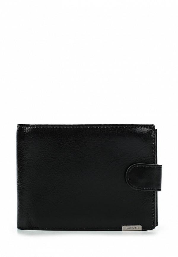 Кошелек Fabretti 37022-black