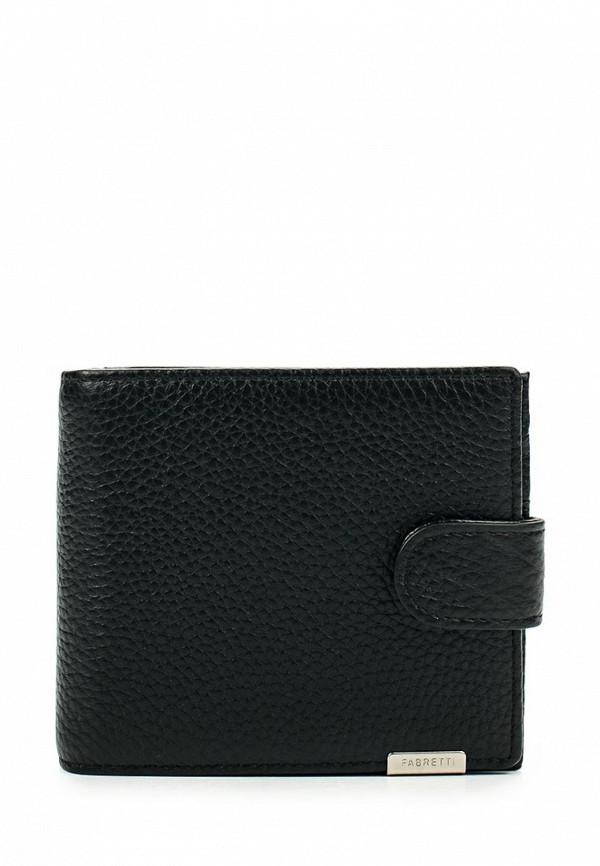 Кошелек Fabretti 35023-black