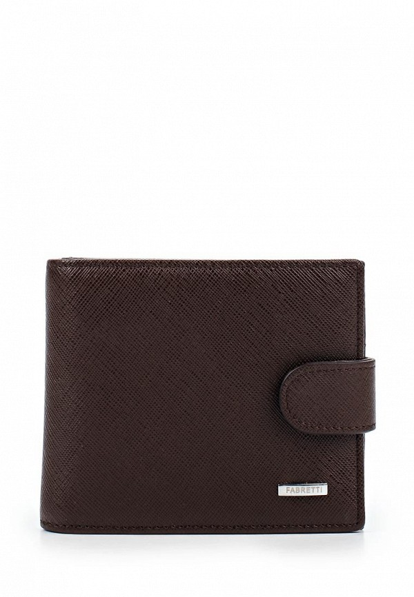 Кошелек Fabretti 35023-brown saf