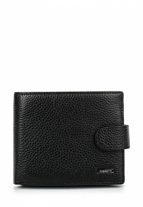 Кошелек Fabretti 36002-black