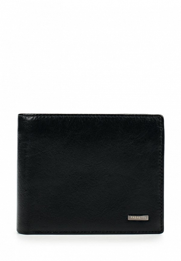 Кошелек Fabretti 37007-black