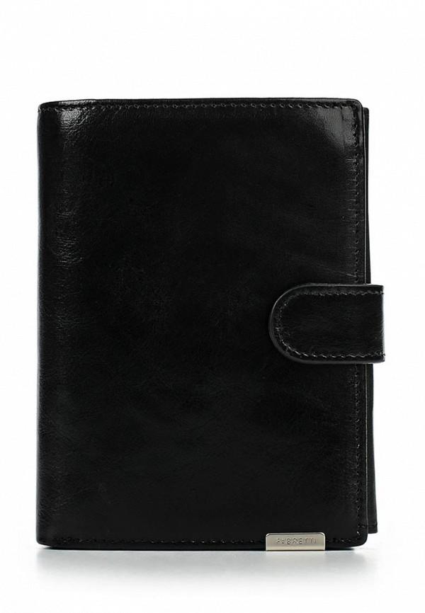 Кошелек Fabretti 54022-black