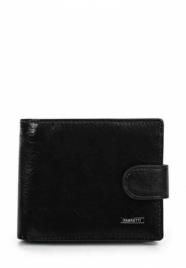 Кошелек Fabretti 34012-black