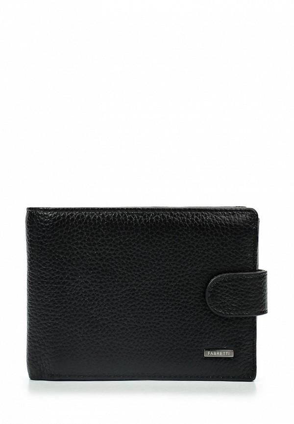 Кошелек Fabretti 37022/1-black