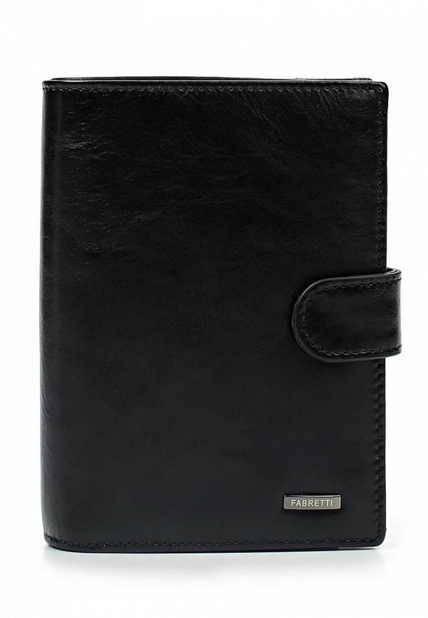 Кошелек Fabretti 53001-2-black