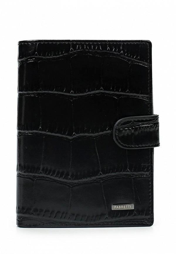 Кошелек Fabretti 54022-black cocco