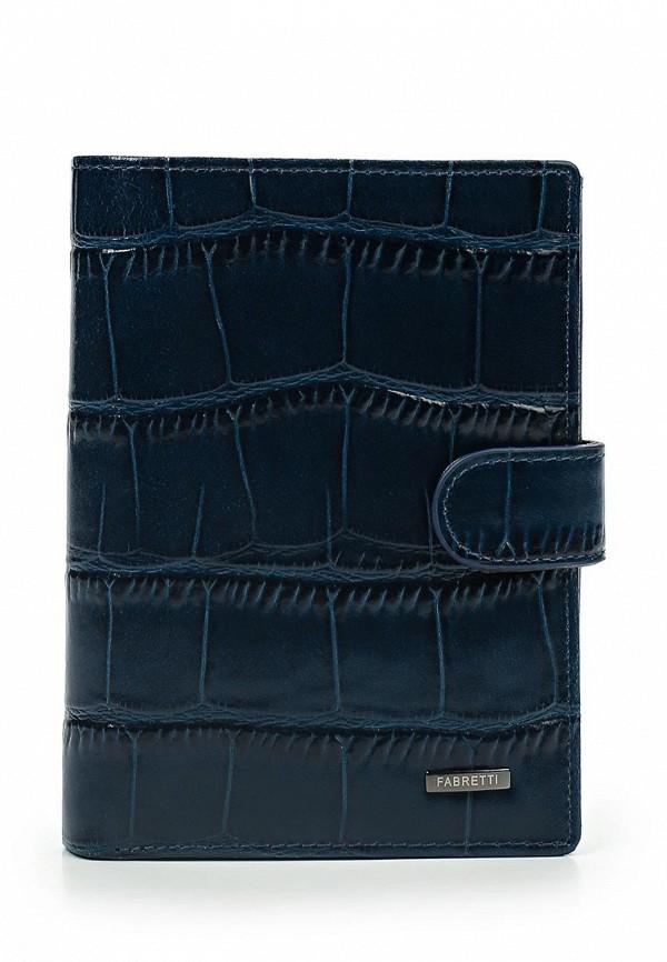 Кошелек Fabretti 54022-d.blue cocco