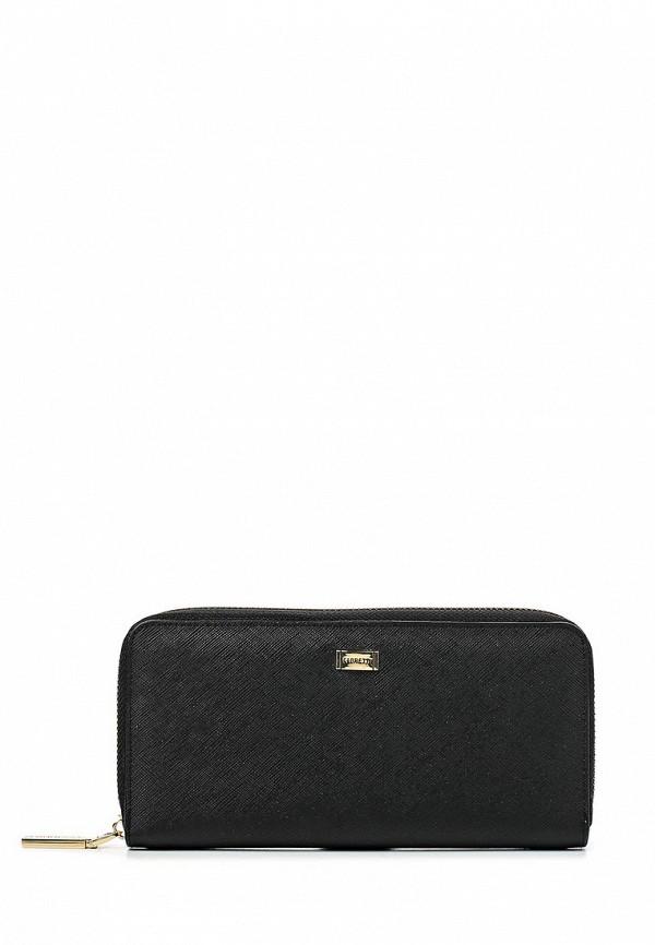 Кошелек Fabretti 77006-13804-black