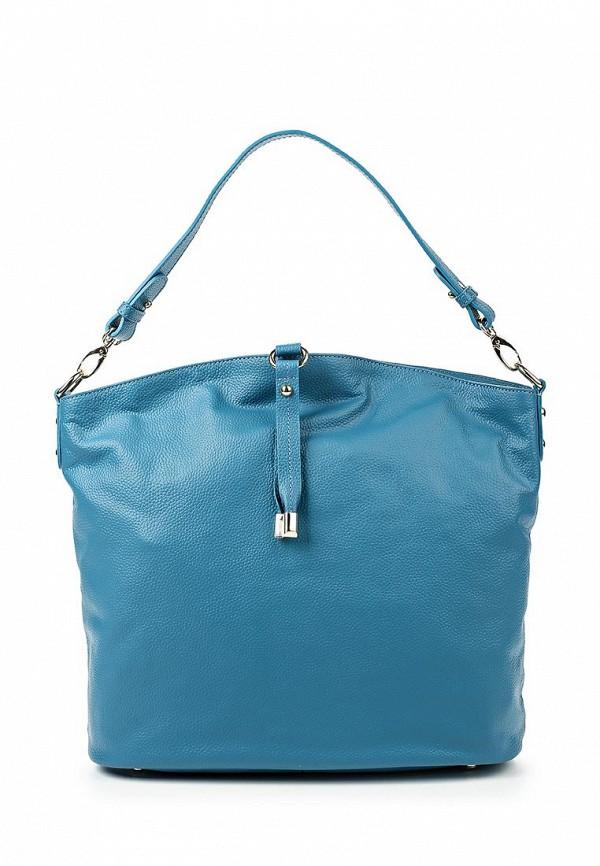 Большая сумка Fabretti N2530-blue